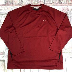 Nike Men's Pullover Long Sleeve